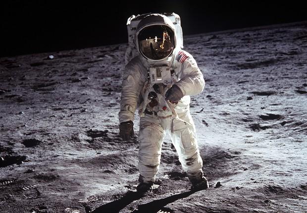 Nasa espera enviar primeira mulher à Lua até 2024 (Foto: Reprodução/Pexel)