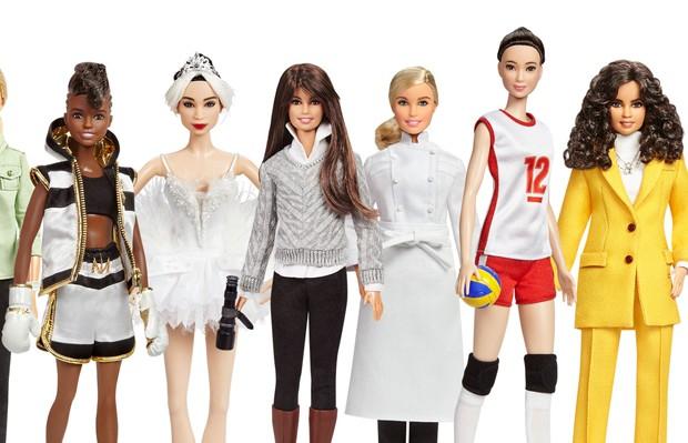 Barbie Shero Program: mulheres serão presenteadas com uma Barbie que a representa (Foto: Divulgação)