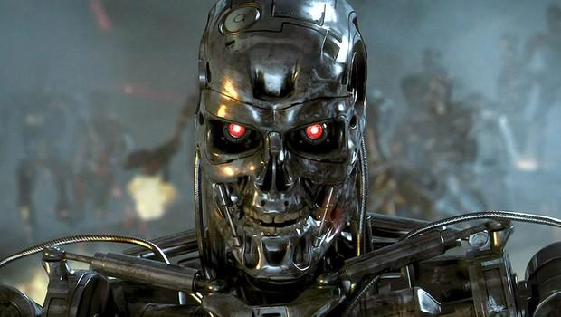 Vilão de 'O Exterminador do Futuro': uma inteligência artificial fora de controle (Foto: Divulgação )