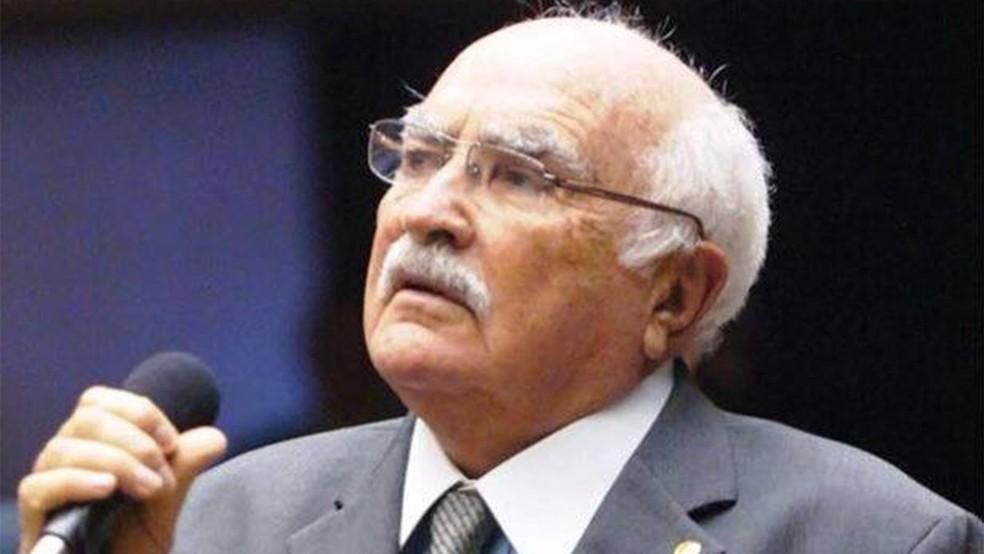 Wilson Braga morre aos 88 anos — Foto: Reprodução/Facebook/Wilso Braga
