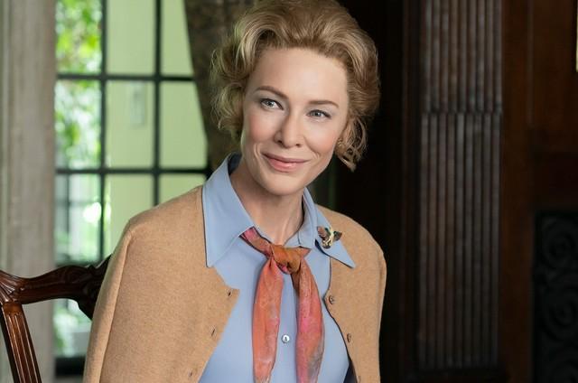 Cate Blanchett em ' Mrs. America' (Foto: Divulgação)