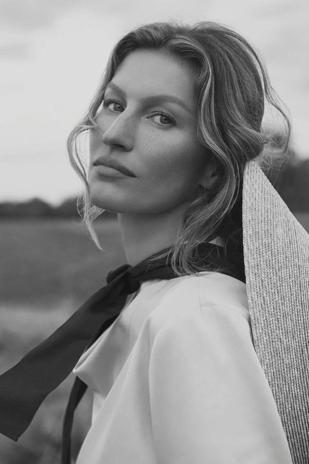 Gisele Bündchen (Foto: Zee Nunes)