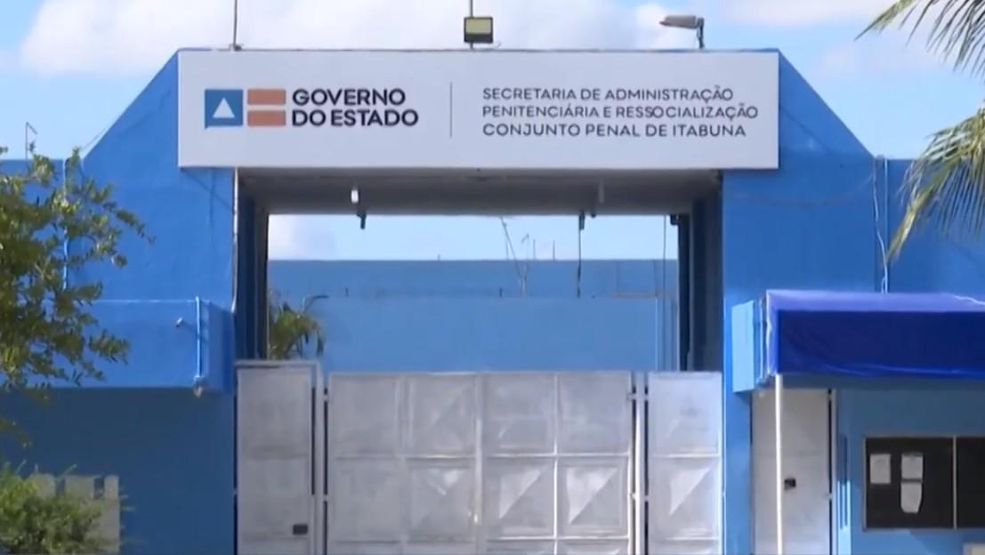 Vinte funcionários do Conjunto Penal de Itabuna são infectados pela Covid-19, afirma diretor
