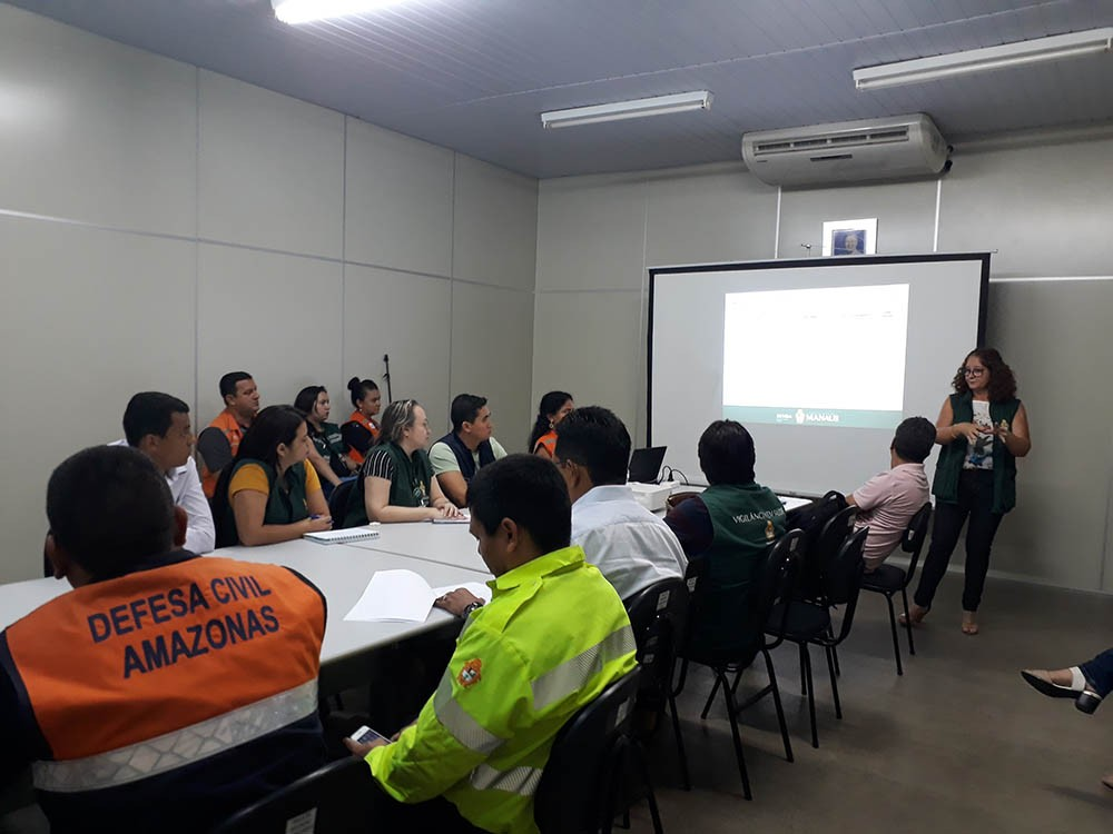Operação 'SOS Enchente' tem plano de ação de saúde é definido em Manaus
