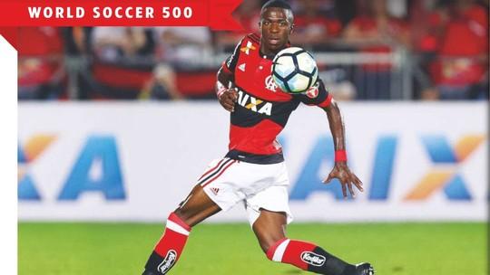 Foto: (Reprodução/World Soccer)