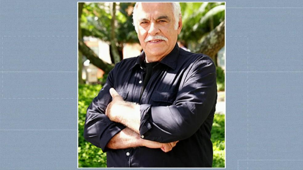 Ator Jonas Mello — Foto: Reprodução/TV Globo