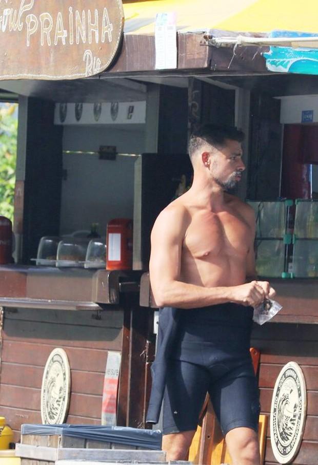 Cauã Reymond (Foto: AgNews)