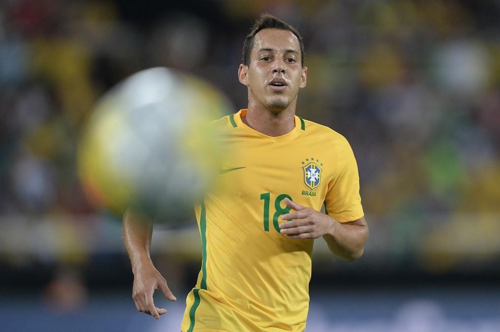 Rodriguinho chegou a ser convocado por Tite para seleção brasileira  — Foto: Pedro Martins/MoWA Press