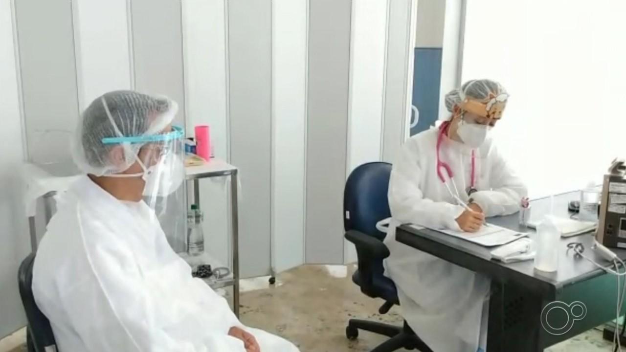 Hospital Universitário modifica a triagem de pacientes com sintomas de Covid em Jundiaí