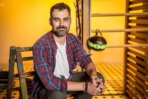 Carmo Dalla Vecchia (Foto: Globo/João Cotta)