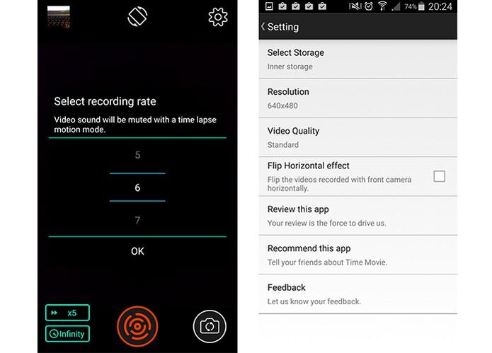App Time Movie é gratuito para Android (Foto: Reprodução/Barbara Mannara)