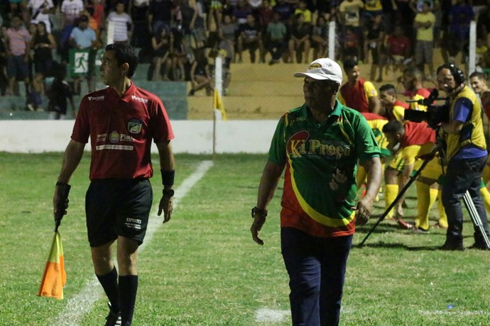 Nivaldo Lancuna, Picos  (Foto: Wenner Tito )