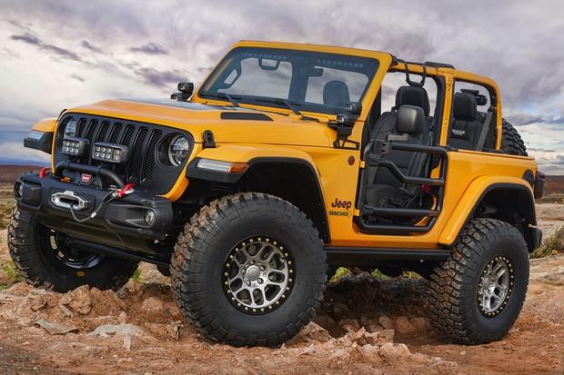 Nacho Jeep (Foto: Divulgação)