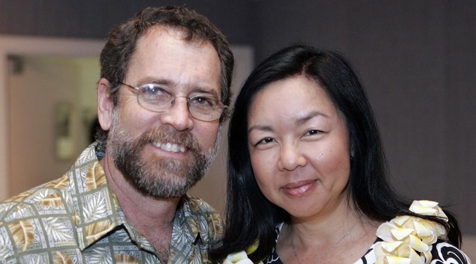 Bob e Kelly King, da Pacific Biodiesel (Foto: Divulgação)
