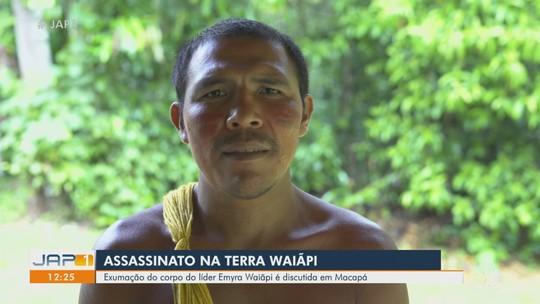 Corpo de índio Waiãpi morto no AP vai ser exumado, diz MPF