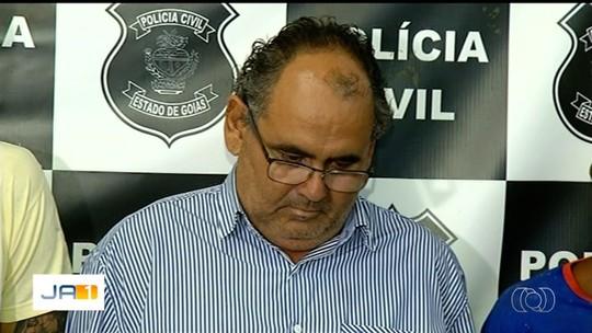 Ex-marido é preso suspeito de encomendar morte de vereadora e simular assalto, em Bom Jesus de Goiás