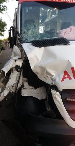 Mulher morre após ser atropelada por ambulância em Buriti dos Lopes, interior do Piauí