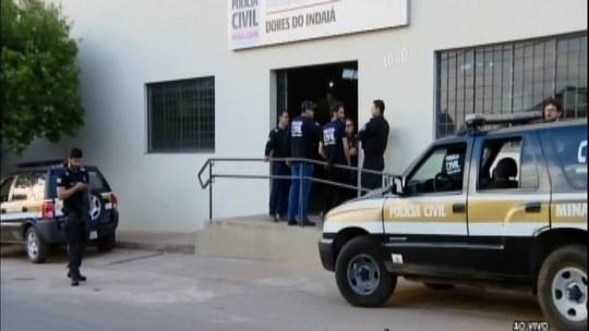 Operação de combate ao tráfico de drogas é realizada em cidades do Centro-Oeste de MG