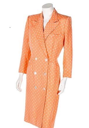Vestidos usados por Diana nos anos 80 e 90 são leiloados pelo triplo do valor (Foto: Reprodução)