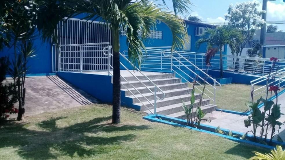 UBS de Pajuçara, na Zona Norte de Natal, é uma das que teve atendimento estendido para atender pacientes com sintomas de Covid-19 — Foto: Prefeitura de Natal