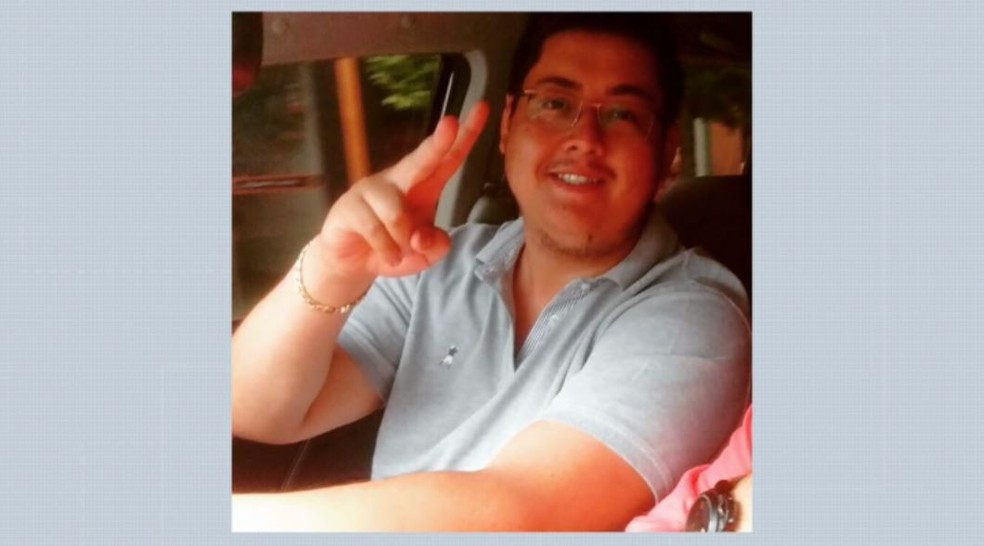 Marcos Paulo Hasimoto dirigia veículo que bateu em caminhão na Rodovia Anhanguera (SP-330), em Guará (SP) — Foto: Redes Sociais