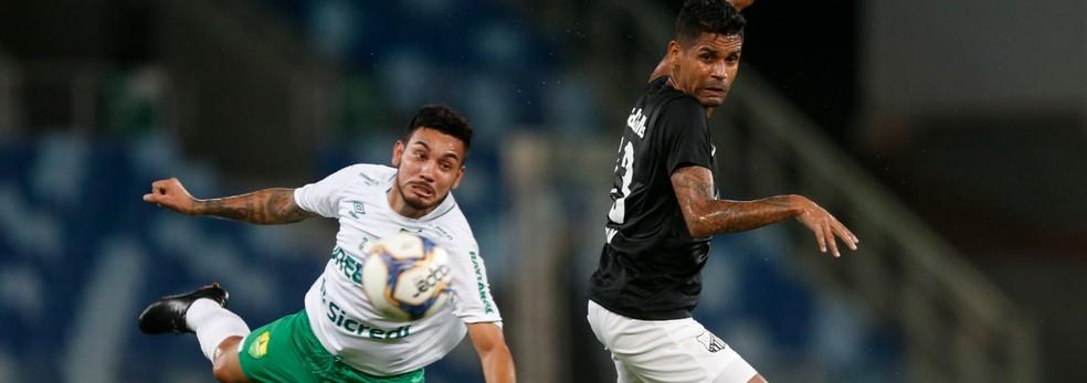 Cuiabá faz dois jogos seguidos fora e fecha a Série B contra o Vila Nova em casa — Foto: Ari Ferreira/CA Bragantino