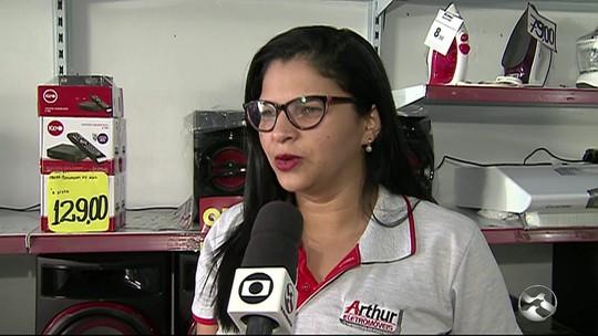 Moradores de São Caetano procuram por conversor digital