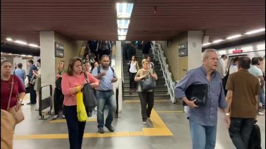 Olhar Em Pauta: Campanha do Metrô Rio incentiva gentileza entre passageiros