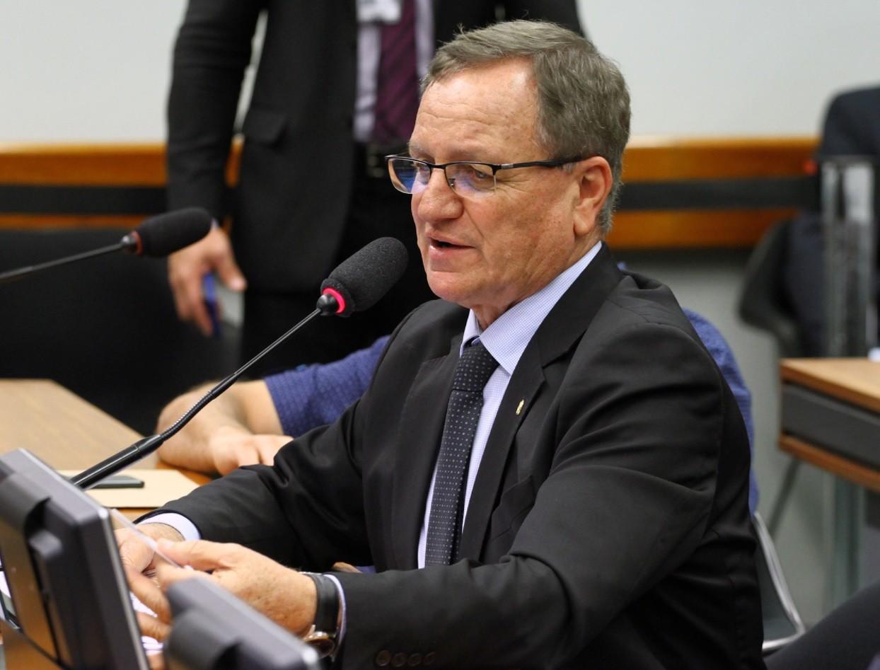 Ministra da Agricultura anuncia deputado Valdir Colatto como novo chefe do Serviço Florestal