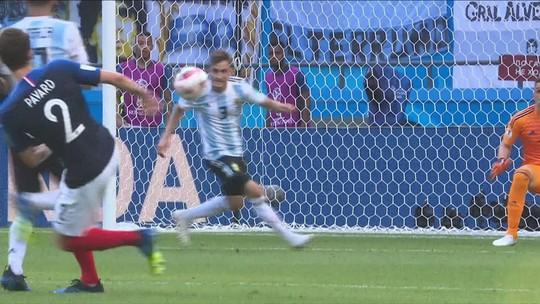 Troca de Passes faz lista com os cinco gols mais bonitos da Copa do Mundo