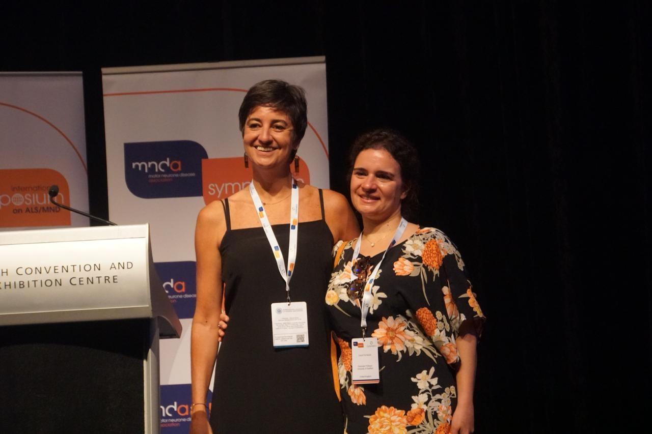 Pesquisadora italiana recebe prêmio de instituto brasileiro por estudo sobre Esclerose Lateral Amiotrófica (ELA)