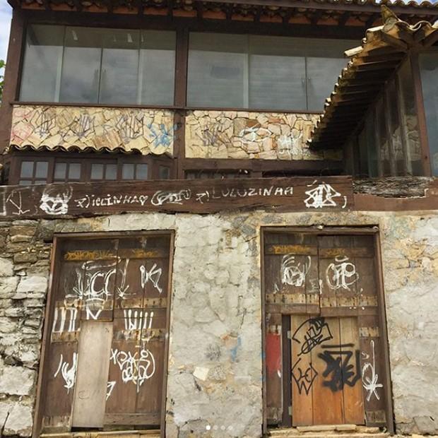 Casa de Marcos Paulo (Foto: Reprodução/Instagram)