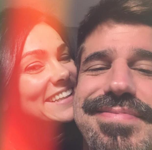 Suzana Alves e Flávio Saretto (Foto: Reprodução/Instagram)