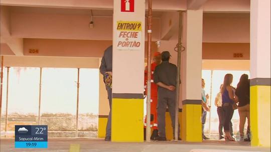 Laudo técnico aponta que pilares de prédio terão que ser recuperados em Lavras, MG