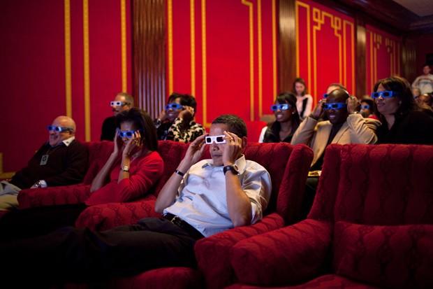 Michelle e Barack Obama fecharam contrato com a Netflix (Foto: Getty Images)