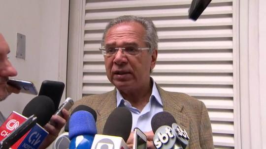 Paulo Guedes diz que seria 'natural' Ilan Goldfajn permanecer à frente do Banco Central