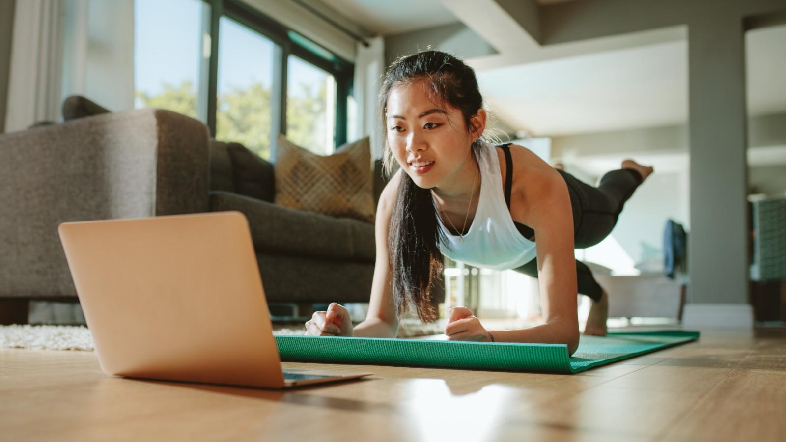 Pesquisa com participação do Brasil vai investigar se quem já praticava atividade física está lidando melhor com a quarentena