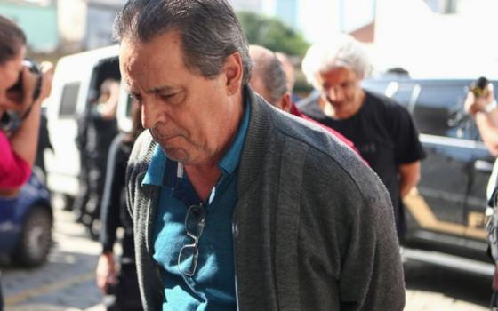 Luiz Eduardo Oliveira e Silva, irmão do ex-ministro José Dirceu (Foto: Geraldo Bubniak/ Agência O Globo)