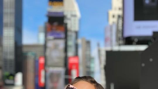Rafa Gomes, do 'The Voice Kids', faz apresentação em Nova York
