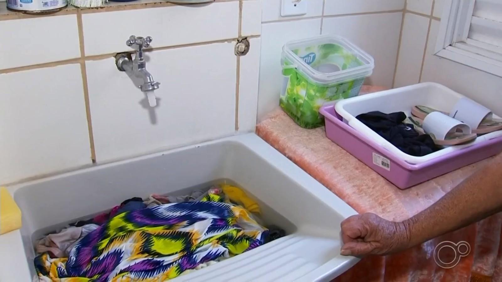 Moradores reclamam de falta de água em condomínio de Sorocaba