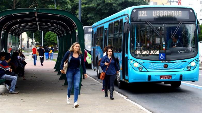 São José terá mais de uma tarifa de ônibus e preço aumenta para até R$ 4,90 - Noticias