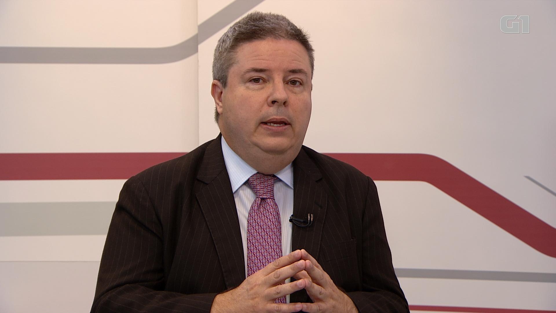 Antonio Anastasia, do PSDB, não participa de entrevistas no MG2 e no G1 - Radio Evangelho Gospel