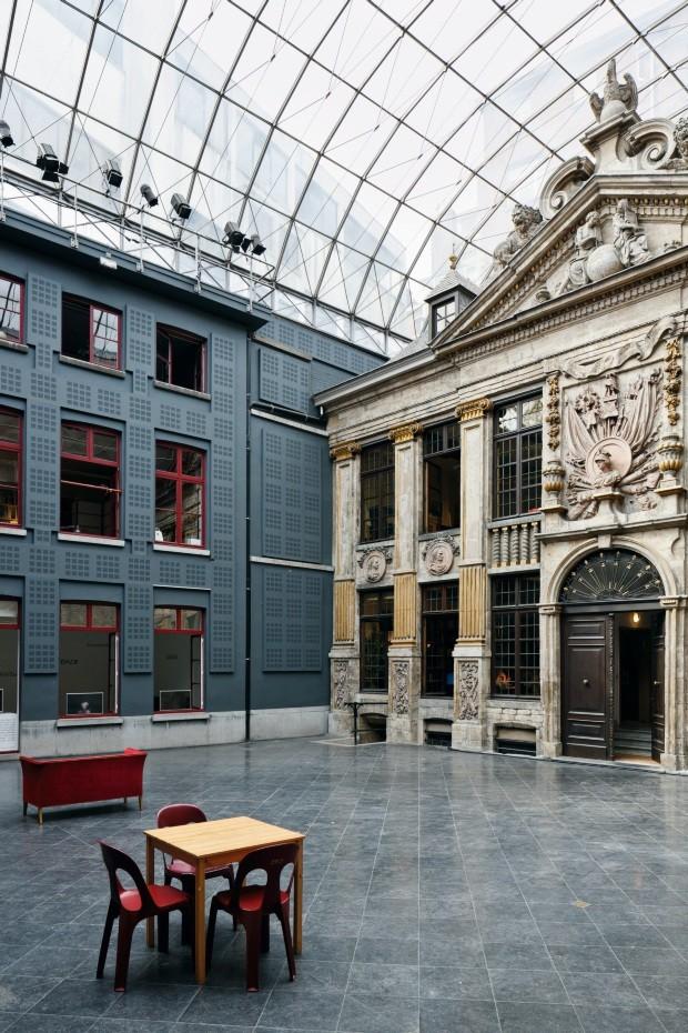 O que fazer em Bruxelas: dicas para quem ama arquitetura e design (Foto: Filippo Bamberghi)