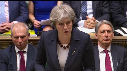 Reino Unido expulsa diplomatas russos após caso de envenenamento