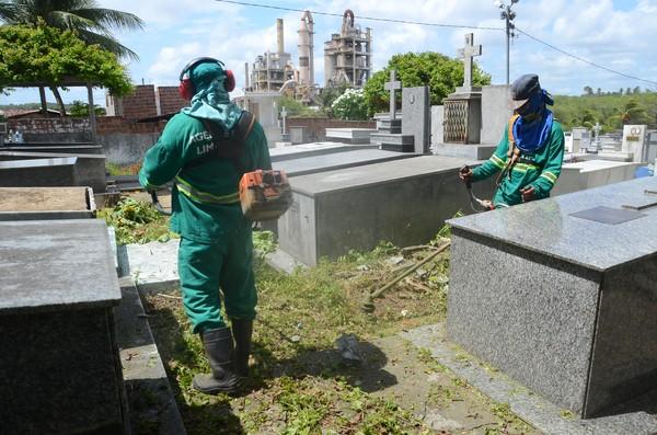 Coronavírus: cemitérios de João Pessoa serão fechados para o público no Dia  das Mães | Paraíba | G1