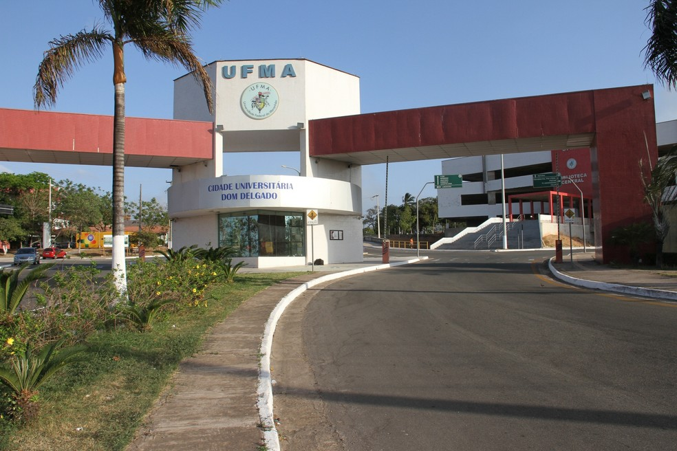 Campus do Bacanga da UFMA em São Luís — Foto: De Jesus/O Estado