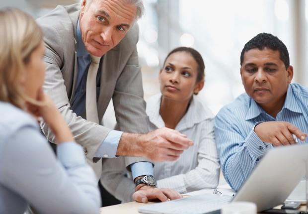 Carreira ; liderança senior ; experiência no trabalho ;  (Foto: Shutterstock)