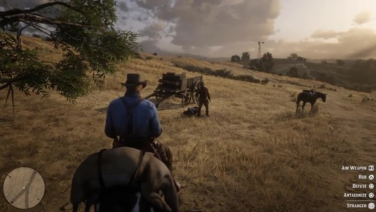 Red Dead Redemption e Street Fighter são destaques nos trailers da semana