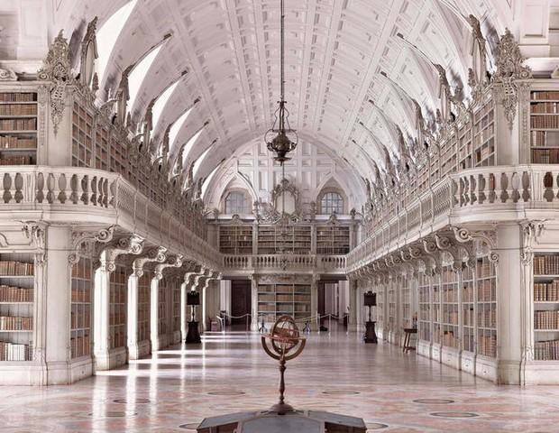 bibliotecas (Foto: divulgação)