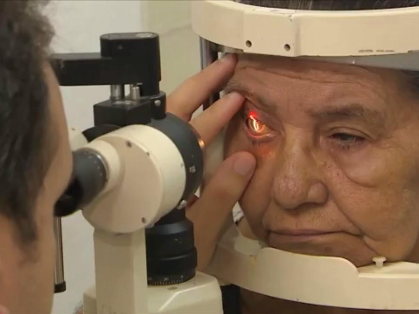 Convênio com clínicas particulares pode reduzir fila de espera de cirurgias oftalmológicas no AP - Noticias